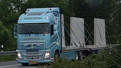 NL - Gerritse Fourage Volvo FH GL04 (BonsaiTruck) Tags: gerritse fourage volvo lkw lastwagen lastzug truck trucks lorry lorries camion caminhoes