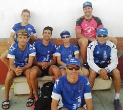 Lantadilla triatlón sprint Team Clavería 4