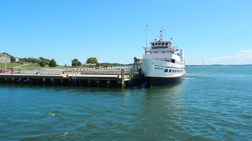 Boston, Georges Island Pier [06.08.2013]