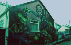 Brighton 2017 (lilly.la.roux) Tags: analogue analog analoguephotography analogic brighton uk nikon nikonf70 rollei rolleicrossbird crossbird seafront sea holiday summer summerholidays seaside street streetart indianpavilion pavilion train funfair brightonpier beach water history 35mmcamera 35mm 35mmfilm 35mmroll film filmphotography