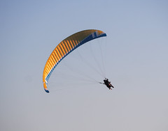 Paragliding at the mountain voloshin at the koktebel crimea (mironenko1990) Tags: paragliding sport extreme paraglider parachute blue sky summer activity fly landscape background paraglide mountain air man glider wing gliding adventure view nature travel flight jump freedom over high people action wind skydiving outdoor pilot sea active adrenaline leisure vacation sunny sunset sunrise crimea koktebel krym ukraine russia voloshin