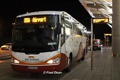 Bus Eireann SC253 (08D60077). (Fred Dean Jnr) Tags: august2018 cork buseireann buseireannroute226a scania irizar century sc253 08d60077 corkairport