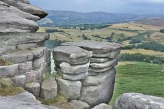 Stanage Edge Rocks (Bri_J) Tags: stanageedge peakdistrict nationalpark hathersage derbyshire uk hdr countryside nikon d7200 rocks hill