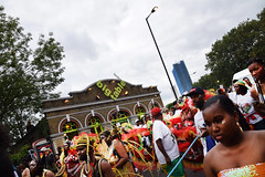 DSC_8097 Notting Hill Caribbean Carnival London Aug 27 2018 Stunning Girls (photographer695) Tags: notting hill caribbean carnival london exotic colourful costume girls dancing showgirl performers aug 27 2018 stunning ladies