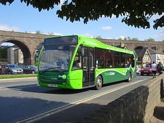 High Peak 780 Buxton (Guy Arab UF) Tags: high peak 780 yj62fpk optare versa v1090 bus buxton bridge street derbyshire centrebus wellglade buses