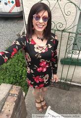 July 2018 - Hull Pride (Girly Emily) Tags: crossdresser cd tv tvchix tranny trans transvestite transsexual tgirl tgirls convincing feminine girly cute pretty sexy transgender boytogirl mtf maletofemale xdresser gurl glasses dress hull pride stilettos highheels tights hosiery hose rainbow lgbt