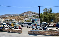 Ios, Greece. (Chanel Debono) Tags: ios greece greekisland greekislands greek island islands cyclades aegean aegeansea hills cliffs sea beach beaches sand summer blue ferries hellenic hellenicseaways ferry trees cactus flower flowers gazebo hotel boats ships quadbike atv quads quadbikes bike windmill windmills maintown town holiday travel travelling lovegreece visitgreece greecetrip islandhopping discovergreece travelphotography canon canon600d canonphotography chaneldebono church churches traveler wanderlust travellingtheworld photography nature bluesky europe