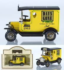 LDG-006-114-Lledo-1993 (adrianz toyz) Tags: adrianztoyz lledo days gone dg diecast toy model van dg6 ford t collectors club 1993