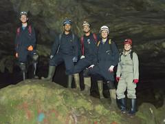RED00343 (David J. Thomas) Tags: caves caving speleology class lab biology lyoncollege blowingcave cushman arkansas students