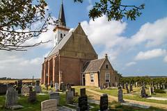 Hervormde kerk Den Hoorn, Texel (Ramireziblog) Tags: hervormde kerk den hoorn texel netherlands church begraafplaats graveyard cemetry