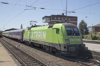 D Flixtrain  ES 64 U2-005 Osnabrück 08-07-2018