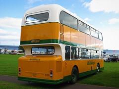 Sunderland Busways 838 (RCU838S) - 09-09-18 (02) (peter_b2008) Tags: sunderlandbusways tyneandwearpte twpte 838 rcu838s daimler fleetline alexander preserved buses transport buspictures