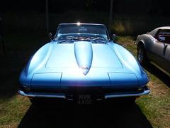 American Car Show - Museum of Power - 020918 / DSCF6088 (ColeTrickle#46) Tags: 2018 museumofpower chevroletcorvette