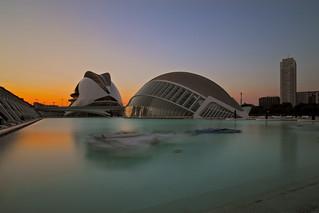 Città dell'arte e della scienza Valencia