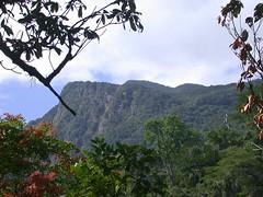 Chiperone ridge