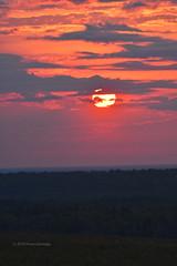 Moncton sunrise 16 Sept 2018 (Trevdog67) Tags: sunrise summer 2018 summer2018 nature clouds sun horizon landscape nikon sigma nikond7500 sigma150600mm moncton newbrunswick canada
