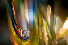Kamei extravaganza (OzzRod) Tags: sony a7rii smcpentaxfa43mmf19 raynoxd150 glass macro bokeh vase dailyinseptember2018 kamei