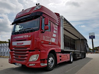 DAF XF 106.460 - Heinemeyer Transporte