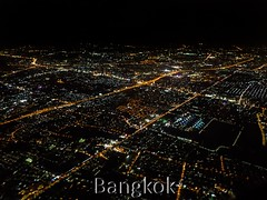 World Tour 06 (clamato39) Tags: asia asie bangkok night nightshot urban urbain lights light voyage trip airplane