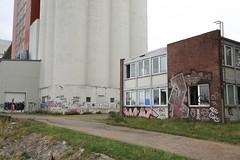 abandoned (Rasande Tyskar) Tags: flensburg germany port hafen harbour abandoned verlassen industrie lager dock kai kaimauer