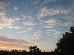 Friday morning sunrise (creed_400) Tags: dawn sunrise clouds sun belmont west michigan summer august morning