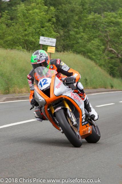 Isle of Man TT 2018: Supersport TT Race 1