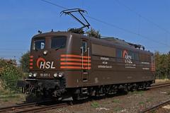 151 017   ( HSL ) (René Große) Tags: eisenbahn train rail railways railroad lok lokomotive 151 hsl bahnhof lokportrait lehrte niedersachsen deutschland germany