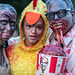 After the zombie apocalypse, Harland, Margaret & Josephine discovered they no longer liked chicken in a bucket