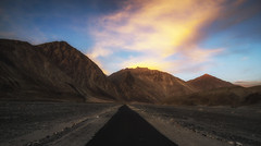 Golden Glow (malhotraXtreme) Tags: leh ladakh himacchal himalayas manali kullu india trip solo pangong nubra valley mountains sony alpha a6000 lens wide landscape nature photography colour astrophotography astro