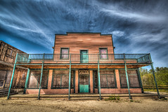 Ghost Saloon! Paramount Ranch Old West Ghost Town Movie Set!  Dr. Elliot McGucken HDR Malibu California Fine Art Landscape & Nature Photography!  Malibu's Epic Canyons Old Western Town!  Enlarged to Nikon D850 resolutions: 8288 x 5520 pixels. (45SURF Hero's Odyssey Mythology Landscapes & Godde) Tags: high res highres highresolution resolution dr elliot mcgucken hdr malibu california fine art landscape nature photography malibus epic pacific ocean seascapes enlarged nikon d850 resolutions 8288 x 5520 pixels