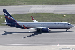 Aeroflot Russian Airlines Boeing 737-800 VP-BNC (c/n 41234) (Manfred Saitz) Tags: vienna airport schwechat vie loww flughafen wien aeroflot russian airlines boeing 737800 738 b738 vpbnc vpreg