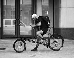 Sweet Bike (grexsysllc) Tags: bike biker bicycle different keepaustinweird nikon nikonphotography people austin austintexas monochrome blackandwhite bnw blackandwhitephotography