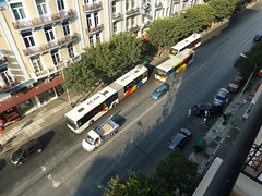Volvo buses (skumroffe) Tags: volvo bus autobus buss buses bussar thessaloniki greece grekland hellas ellada egnatia