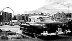 Cadillac Eldorado 1953 (Torbjørn Tiller) Tags: cadillaceldorado cadillac classiccars gdansk