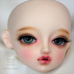 Luna (Deadly NightShade BJD Faceup) Tags: bjd bjdfaceup volks luna faceupcommission