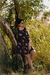 _DSC0274 (alexabero) Tags: woman nature tree summer female green sony sonya6000 model photograph lifestyle portrait germany