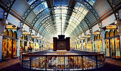 QVB Sydney (missgeok) Tags: victorian qvb sydney australia ongeorgestreet architecture shoppingcentre beautiful grandbuilding interior shops domeceiling lovethisplace