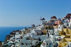 Colorful Oìa (•Nicolas•) Tags: couleur color nicolasthomas grece greece holidays ile island landscape panorama paysage santorini town vacances ville