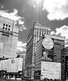 Detroit Michigan ~ Cadillac Hotel ~ The Westin Book Cadillac Detroit Hotel