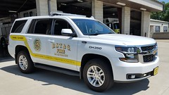 Chief 350 (Central Ohio Emergency Response) Tags: btsg fire department district chevy tahoe chief command sunbury galena