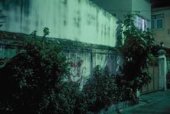 000006Screen (JarenDrew) Tags: film analogue 120 mediumformat portra urban city night dark alley cyberpunk newtopographics gsw690iii portra800 staybrokeshootfilm ishootfilm vaporwave asia southeast travel urbanexplorer surrealnowhereplaces filmcommunity analoguefeatures urbanexploration