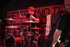 Peter And The Test Tube Babies 07-09-2018 121 (Matt_Rayner) Tags: samgriffinfuller drummer concert live punk talkingheadssouthampton peterandthetesttubebabies