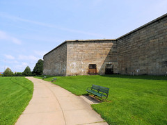 2018 Boston, MA - Castle Island (murphman61) Tags: newengland massachusetts mass harbor fort fortress park granite bastion