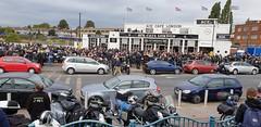 25th Annual Ace Cafe Reunion (standhisround) Tags: acecafe london england uk northwestlondon stonebridge motorcycle motorbike bike building people