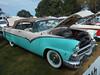 1955 Ford Fairlane Sunliner (splattergraphics) Tags: 1955 ford fairlane sunliner convertible carshow aacaeasterndivisionfallmeet antiqueautomobileclubofamerica hersheypa aaca