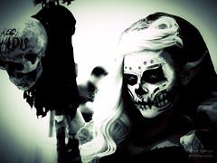 La Mort Noir (Paul Ocejo) Tags: dragon con 2018 atlanta georgia ga atl people adventure zone podcast lup lich death grim reaper expressionism