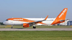 G-EZRG (AnDyMHoLdEn) Tags: easyjet a320 egcc airport manchester manchesterairport 23l