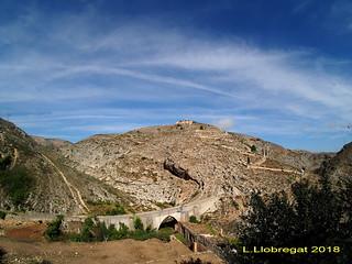 Ermita del Santo Cristo con gran angular