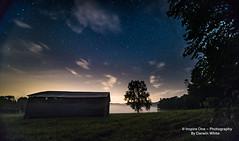 Lawson barn White_Fog_ Back Sdie-9330 (Inspire One Photography by Darwin White) Tags: milkyway stars nightscene nightphotography historical greatsmokymountainsnationalpark cadescove darwinwhitephotography