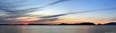 2018-09-18 Sunset Panorama (3600x1024) (-jon) Tags: anacortes skagitcounty skagit washingtonstate washington salishsea fidalgoisland sanjuanislands pugetsound washingtonpark sunset seascape beach sky cloud clouds summer sunsetbeach rosariostrait pacific ocean pacificocean pacificnorthwest pnw pano panorama panoramic a266122photographyproduction stitched composite